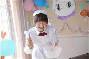 桜井日奈子 メイド