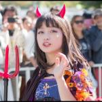 橋本環奈のハロウィンの仮装が悪魔的な可愛さ【画像】リップの値段も