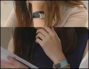 武井咲 ティファニー 時計