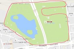 城北公園 ポケモン