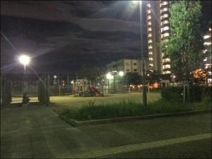 大阪 沢之町公園