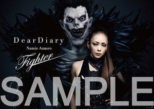 Dear diary ポスター 初回限定盤
